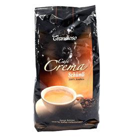 Grandioso Cafe Crema Schümli 1 Kilo (100% Arabica)