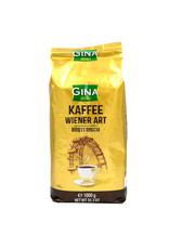 Gina Kaffee Wiener Art 1 Kilo