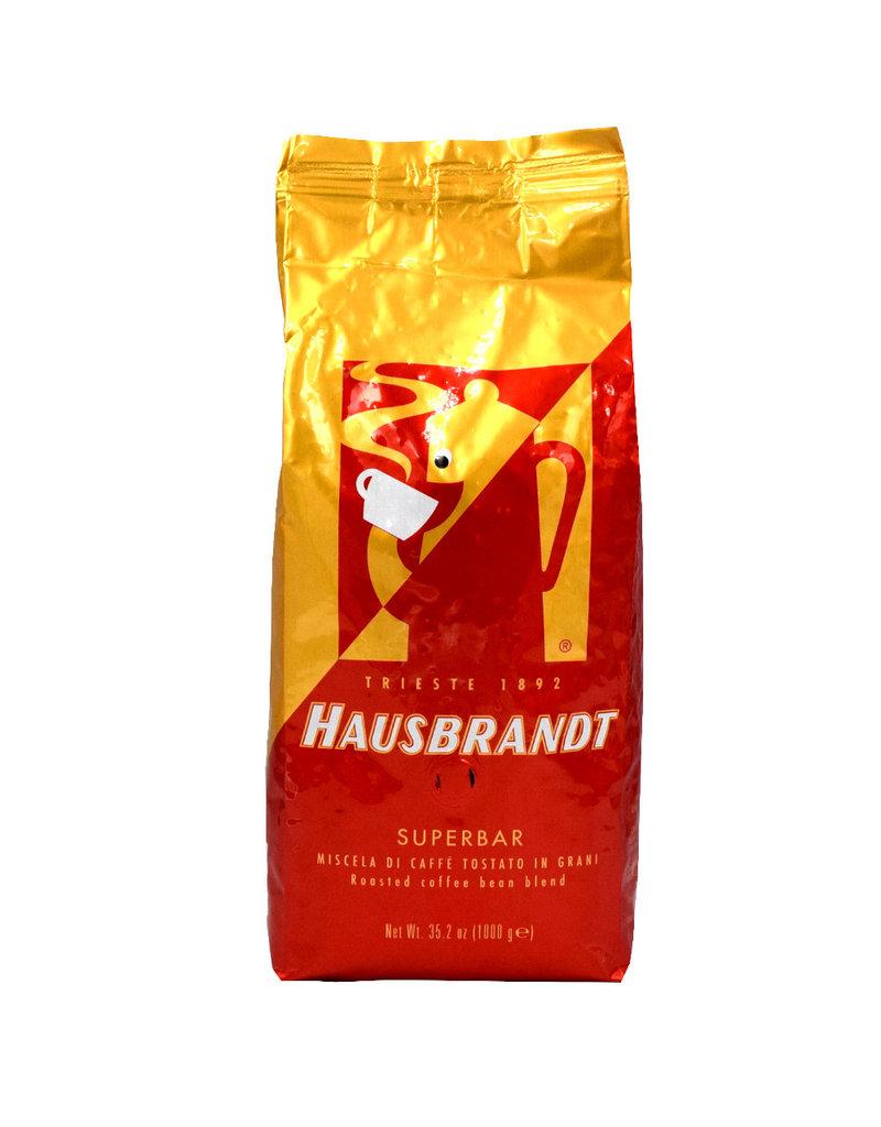 Hausbrandt Hausbrandt Superbar 1 Kilo Kaffeebohnen