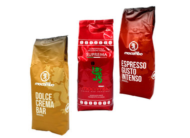 Drago Mocambo Coffee Beans