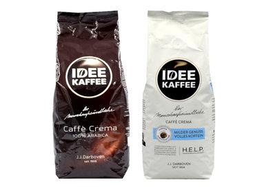 Idee Kaffeebohnen