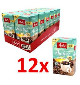 Melitta Melitta Auslese Medium - 500gr - filterkoffie - Doos