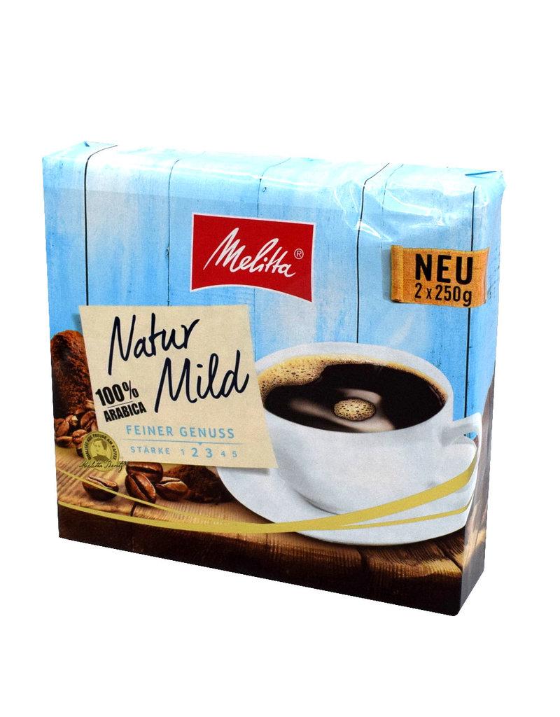 Melitta Melitta Natur Mild 2 x 250gr  - Box