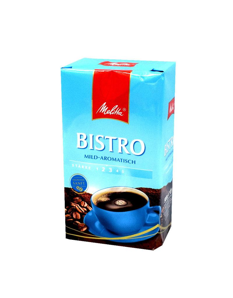 Melitta Melitta Bistro mild aromatisch 500gr