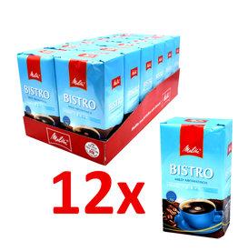 Melitta Melitta Bistro mild aromatisch 500gr - Box