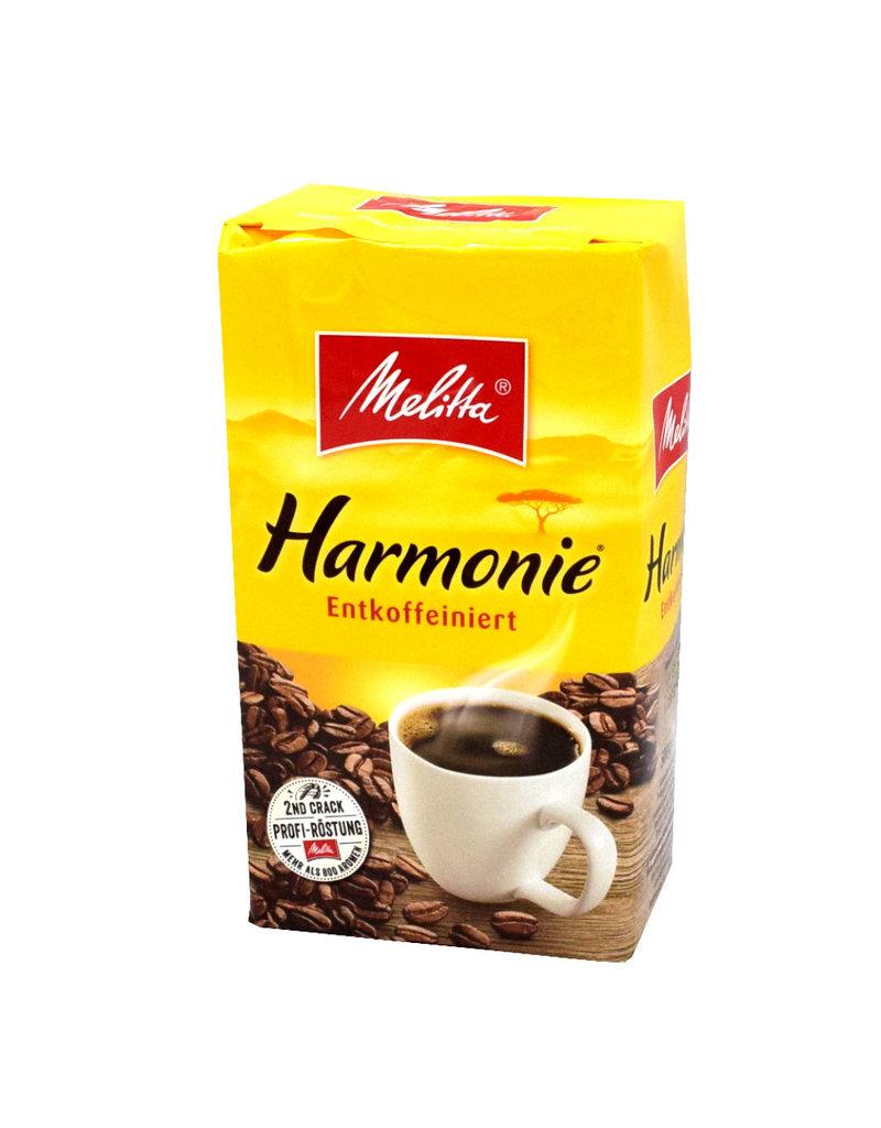Melitta Melitta Harmonie Entkoffeiniert 500gr