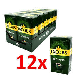 Jacobs Jacobs Kronung 500gr - Doos