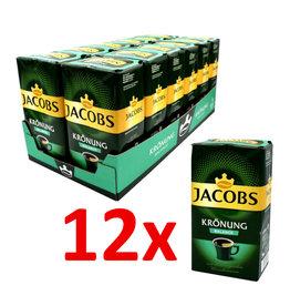 Jacobs Jacobs Kronung Balance 500gr - Karton