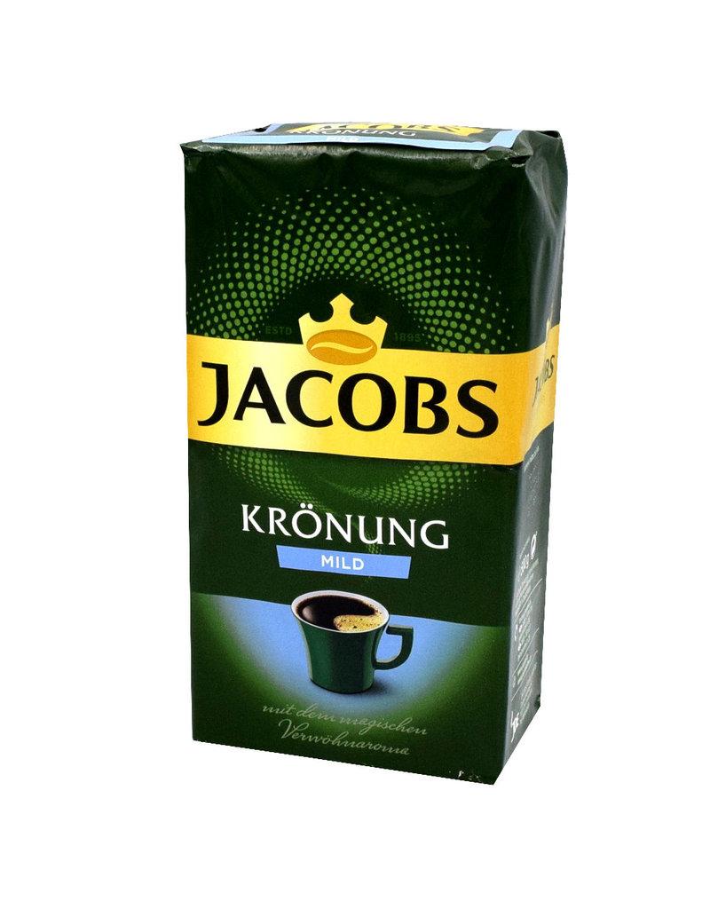 Jacobs Jacobs Kronung Mild 500gr - Doos
