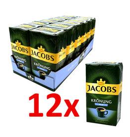 Jacobs Jacobs Kronung Mild 500gr - Karton