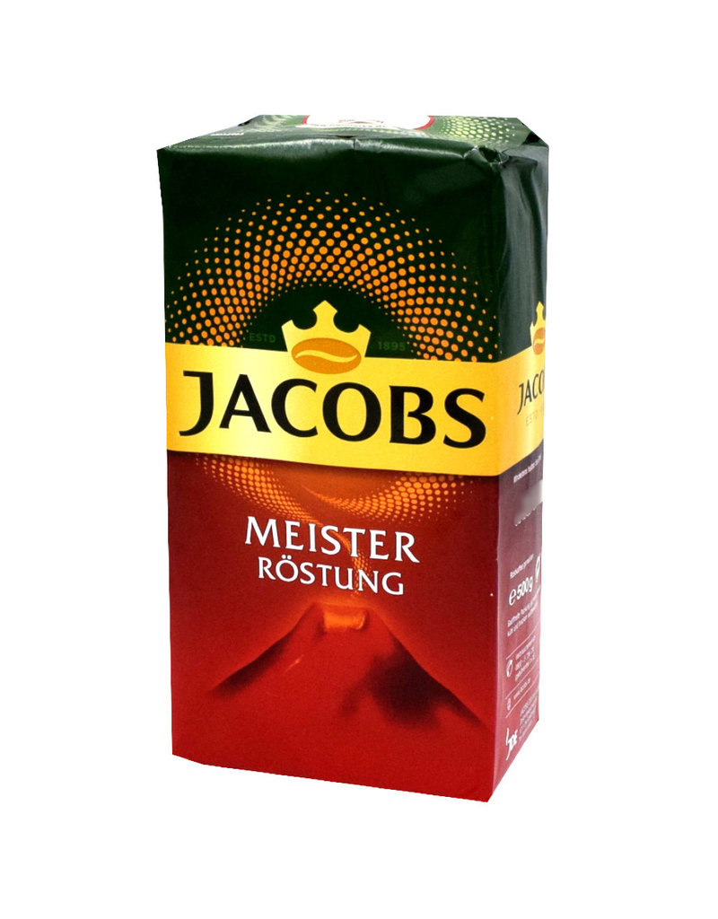 Jacobs Jacobs Meisterröstung 500gr