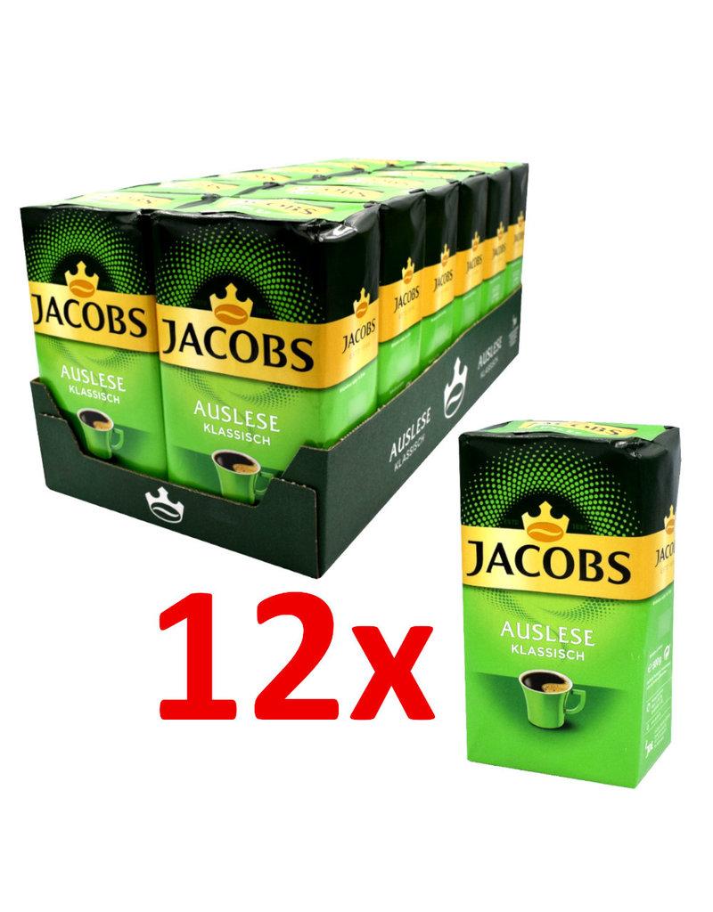 Jacobs Jacobs Klassisch Auslese 500gr - Doos
