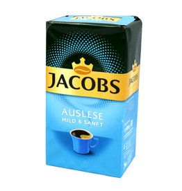 Jacobs Jacobs Mild & Sanft Auslese 500gr