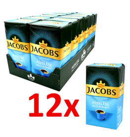Jacobs Jacobs Mild & Sanft Auslese 500gr - Box