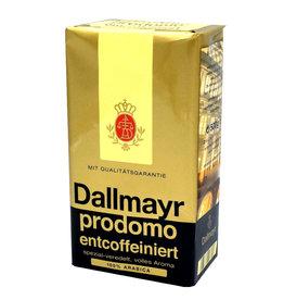 Dallmayr Dallmayr Prodomo decaffeinated 500 gram.