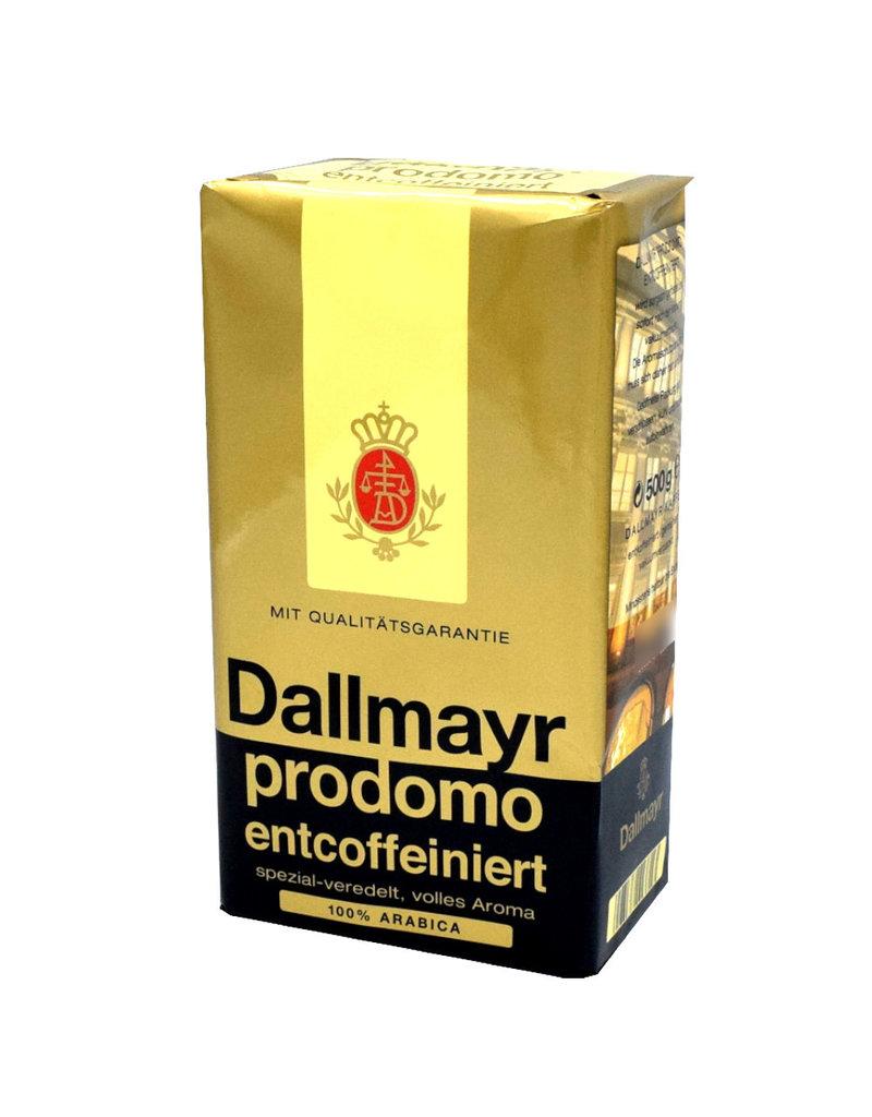Dallmayr Dallmayr Prodomo Entkoffeiniert 500gr - Karton