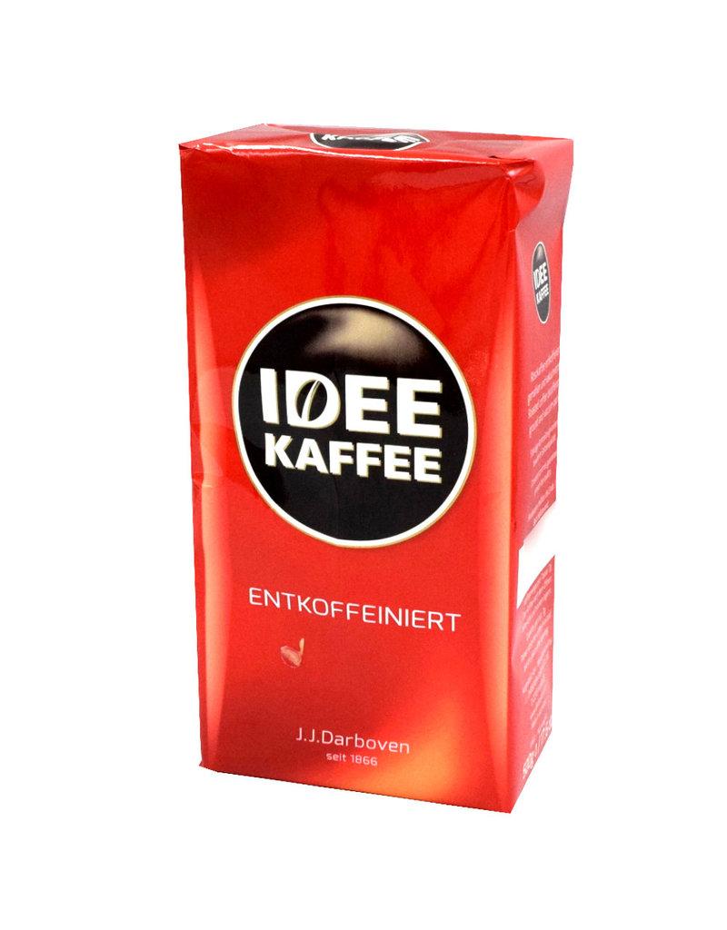 Idee  Idee Cafeïnevrij 500gr - Doos