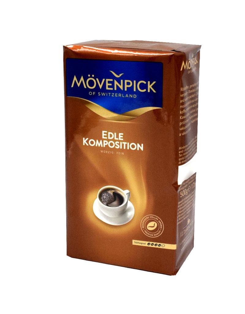 Movenpick Movenpick Edle Komposition 500gr - Doos