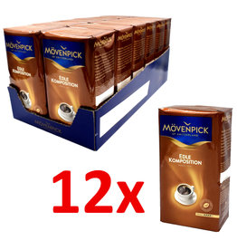 Movenpick Movenpick Edle Komposition 500gr - Box