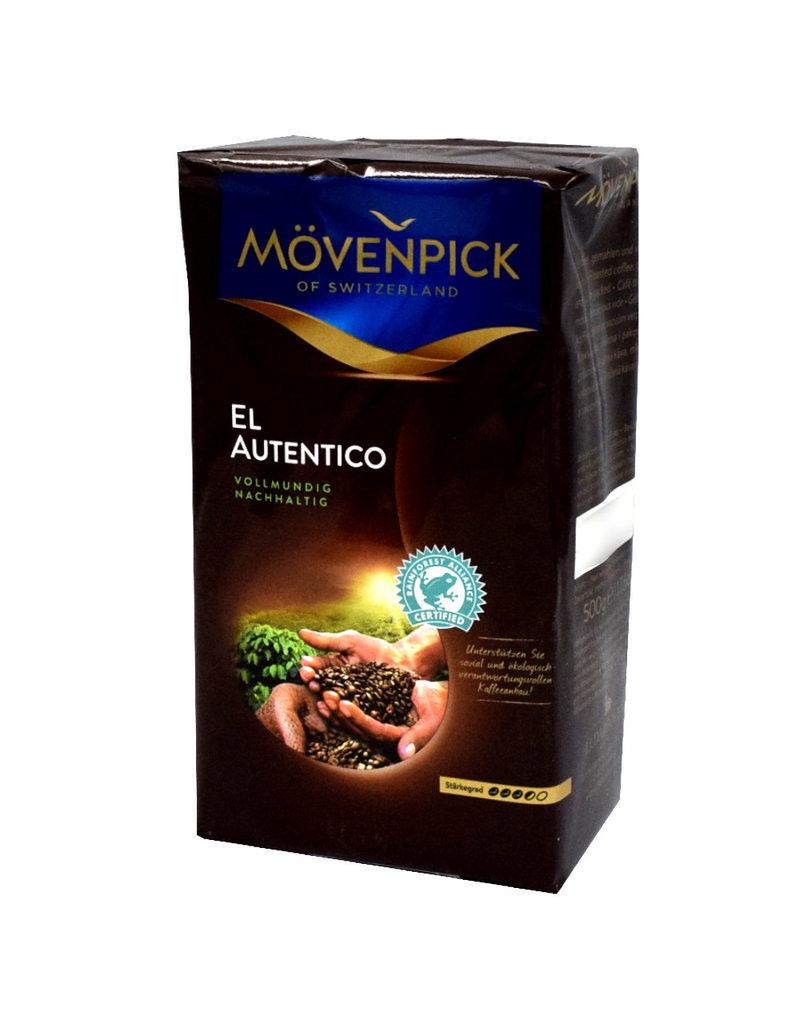 Movenpick Movenpick El Authentico 500gr - Karton