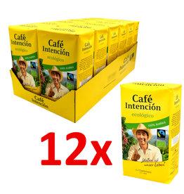 J.J. Darboven Kaffee Darboven Cafe Intencion ecologico 500gr - Karton