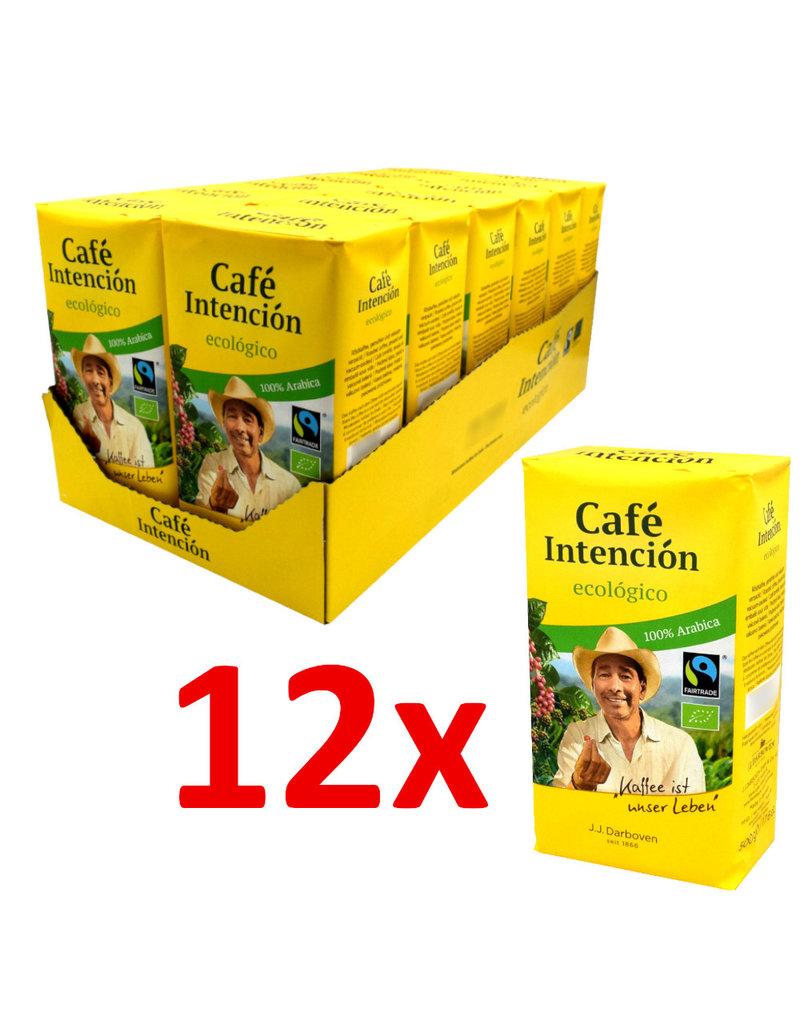 J.J. Darboven Kaffee Darboven Cafe Intencion ecologico 500gr - Doos