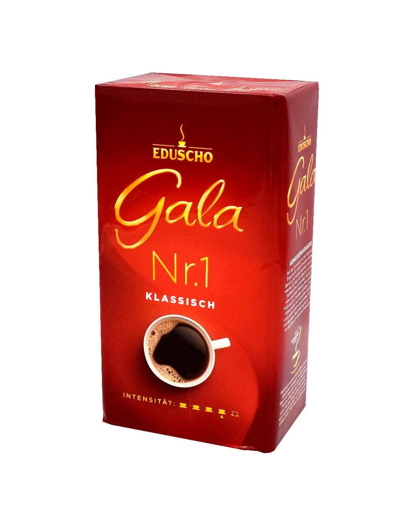Eduscho Eduscho Gala Nr.1 500gr - Karton