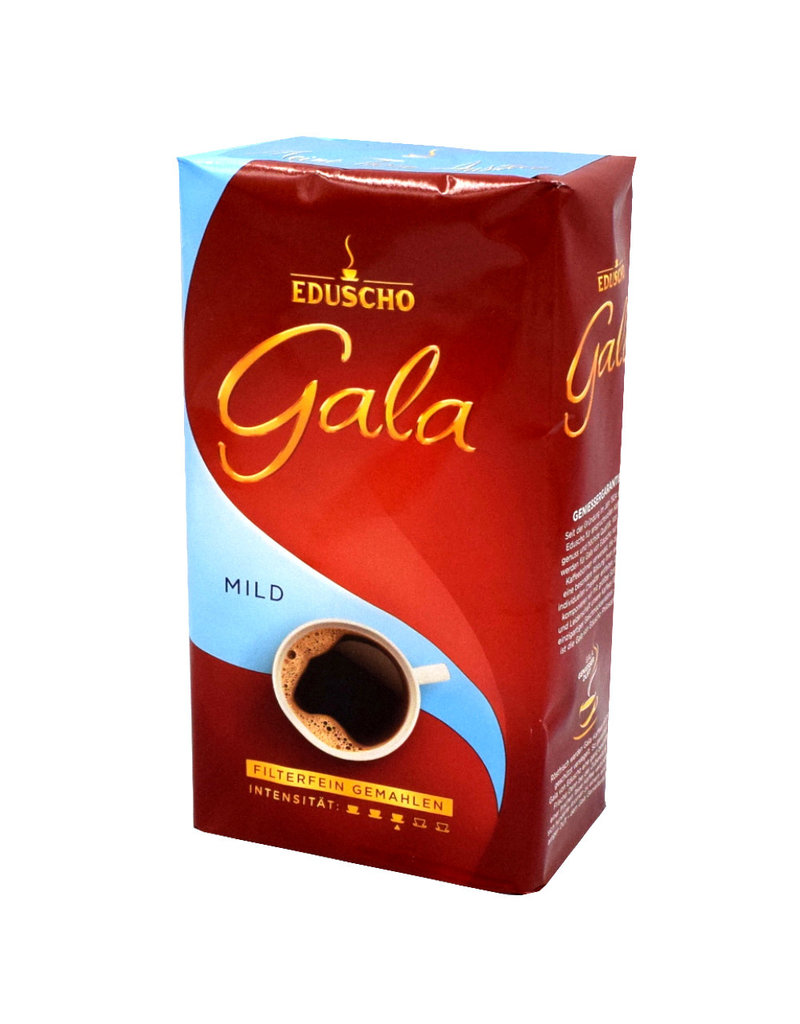 Eduscho Eduscho Gala Mild 500 gr - Karton