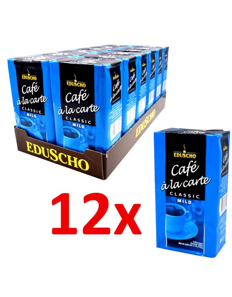 Eduscho Eduscho a la Carte Naturmild 500gr - Karton