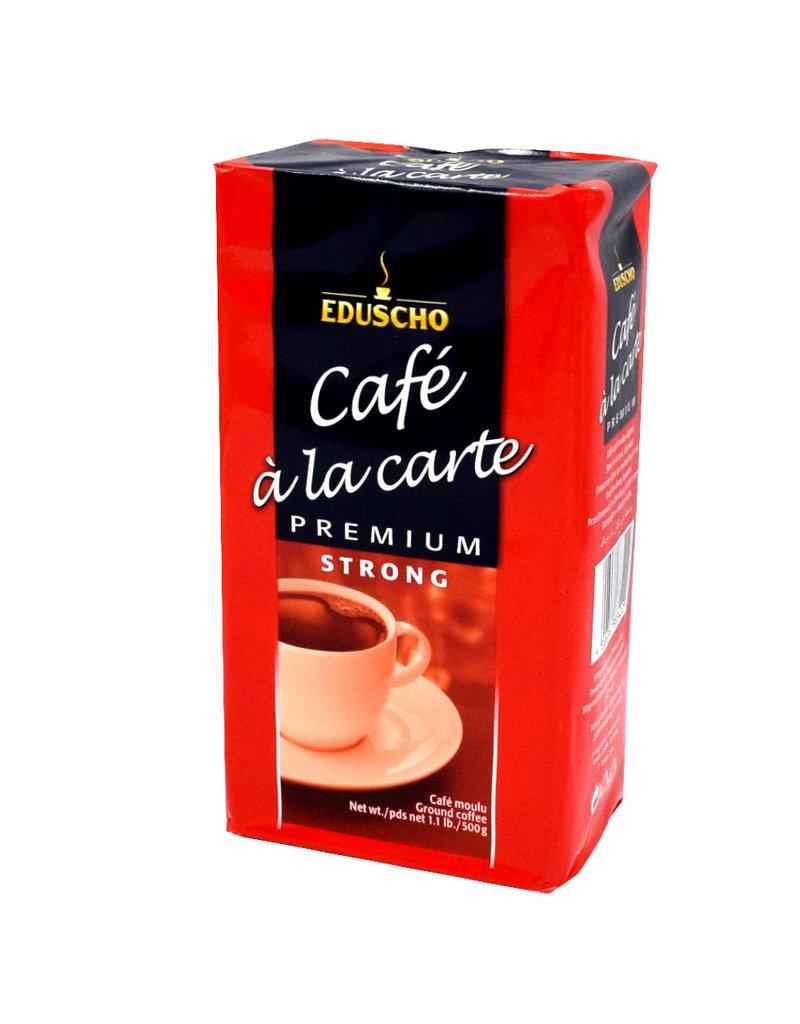 Eduscho Eduscho a la carte Premium Strong 500 gr. - Doos