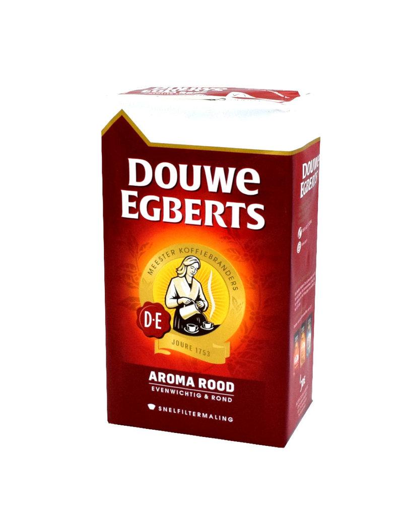 Douwe Egberts Douwe Egberts Aroma Rood 500g  -  6 pack