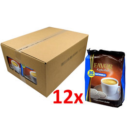 Favor Naturmild 36 Pads - Box