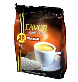 Favor Dark Roast 36 Pads