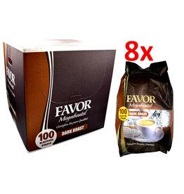 Favor Mega Bag Dark Roast - Box