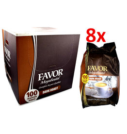 Favor Megazak Dark Roast - Doos