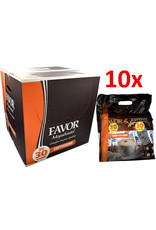Favor MegaBag Cappuccino Coffee Pods (pad + topping) - Box