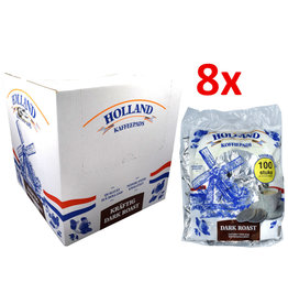 Holland Pods Mega Bag Dark Roast - Box
