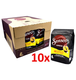 Senseo Senseo Espresso 48 kaffeepads - Karton