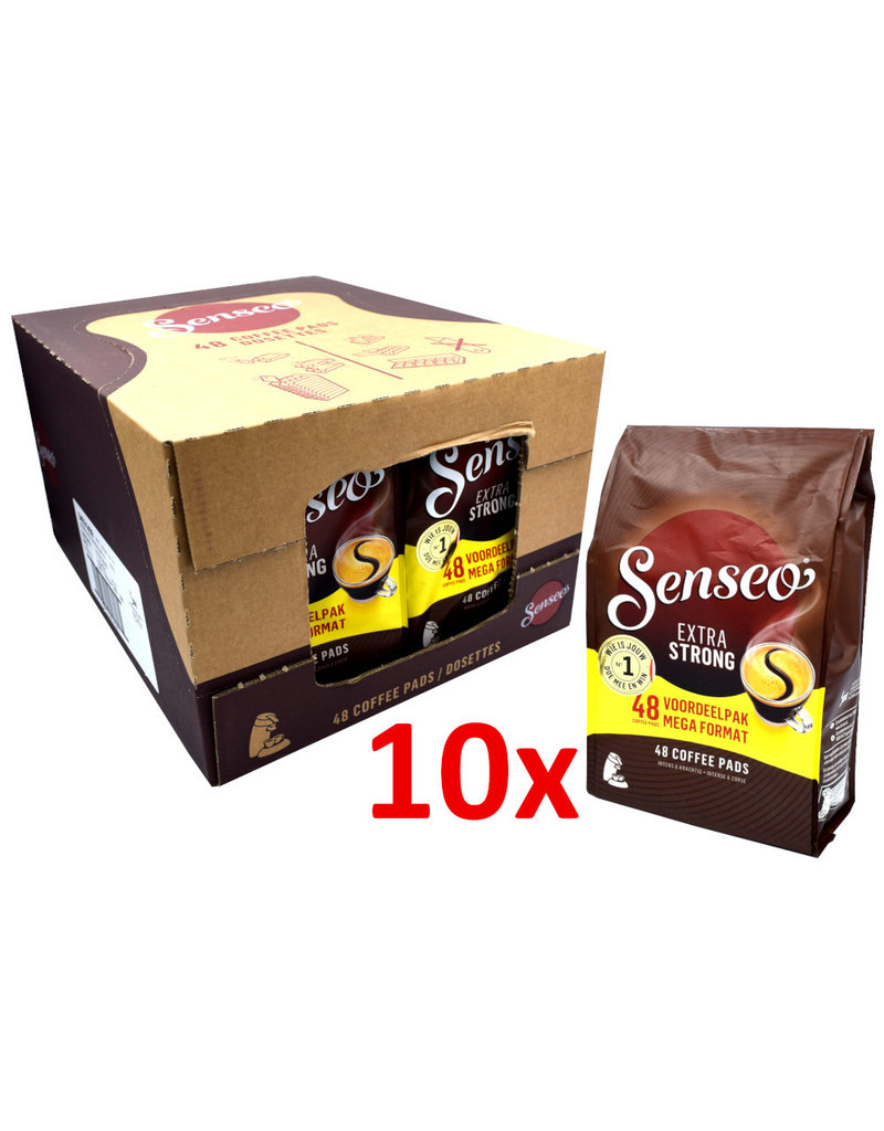 Senseo Senseo Extra Strong 48 pads - Doos