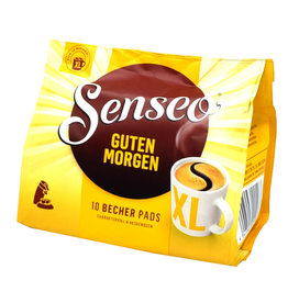 Senseo Senseo Guten Morgen XL - 10 pad - Vol van karakter en evenwichtig