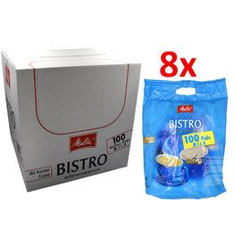 Melitta Melitta Bistro Mild-aromatisch 100 Pods - Box