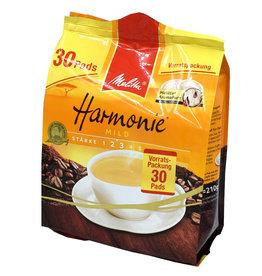 Melitta Melitta Harmonie Mild 30 koffiepads