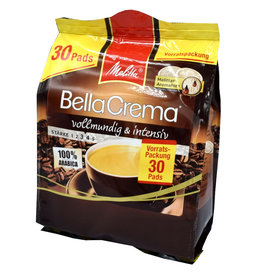 Melitta Melitta Bella Crema Vollmundig & Inventiv 30 koffiepads