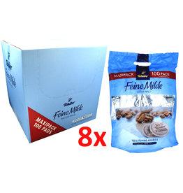 Tchibo Tchibo Feine Milde Mega Bag 100 pads  - Box
