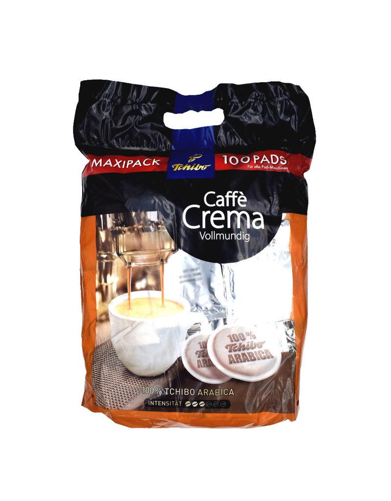 Tchibo Tchibo Caffé Crema Vollmundig 100 Pads - Doos