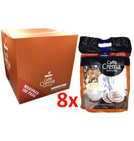 Tchibo Tchibo Caffé Crema Vollmundig 100 Pads - Box