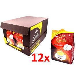 Eduscho Eduscho Gala Caffe Crema 32 Kaffeepads - Karton