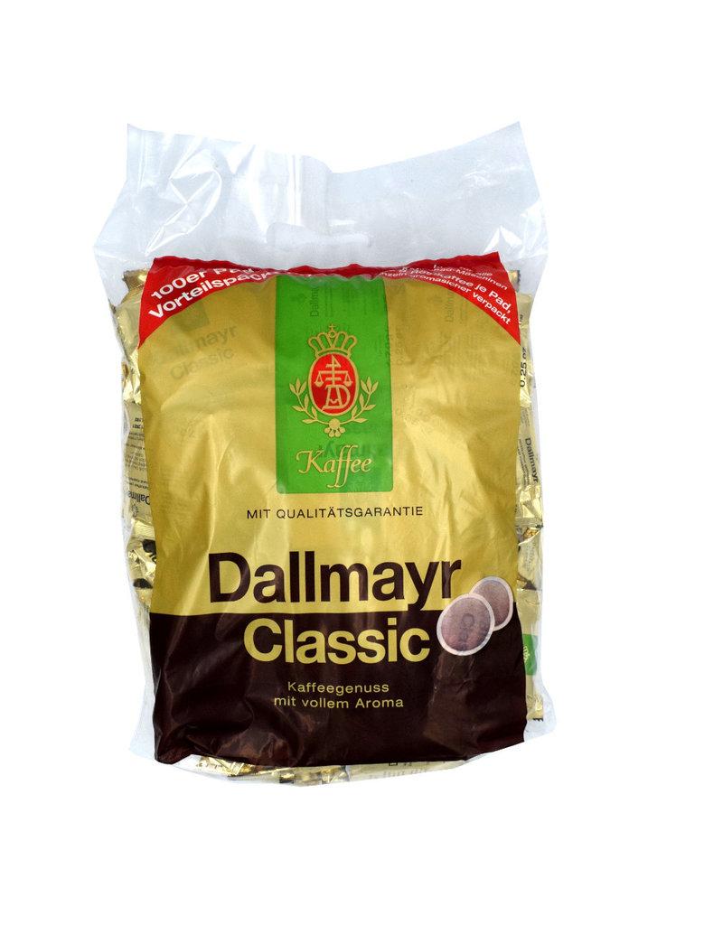 Dallmayr Dallmayr Classic Megazak 100 Pads - Doos