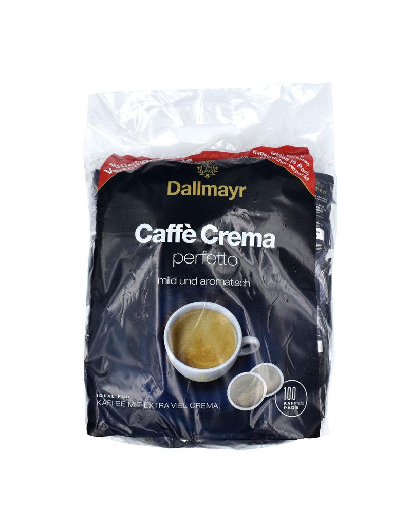 Dallmayr Dallmayr Caffè Crema Perfetto koffiepads Megazak - Doos