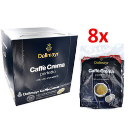 Dallmayr Dallmayr Caffè Crema Perfetto Mega Bag Coffee Pods - Box